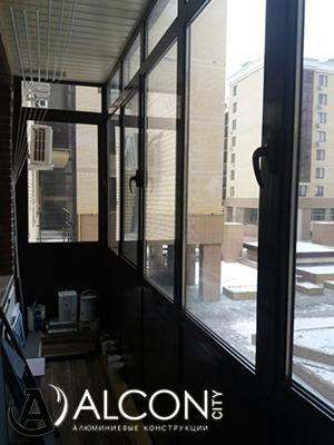 Безрамное остекление балконов иркутск нтв ремонт балкон